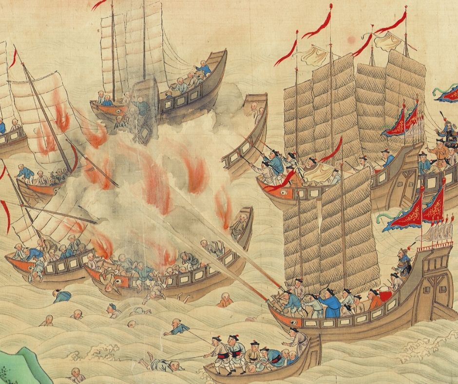 Legendary female pirate Ching Shih terrorized the South China Sea during the Qing Dynasty, accruing massive wealth and never being apprehended for her crimes.