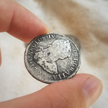 Load image into Gallery viewer, Spanish Silver Reales - 1700's