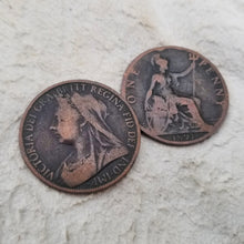 Load image into Gallery viewer, Queen Victoria Penny - 1837