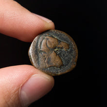 Load image into Gallery viewer, Carthage, Bronze Coin - 350 BC