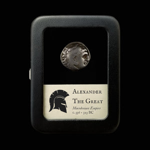 Alexander The Great Silver - 336 BC