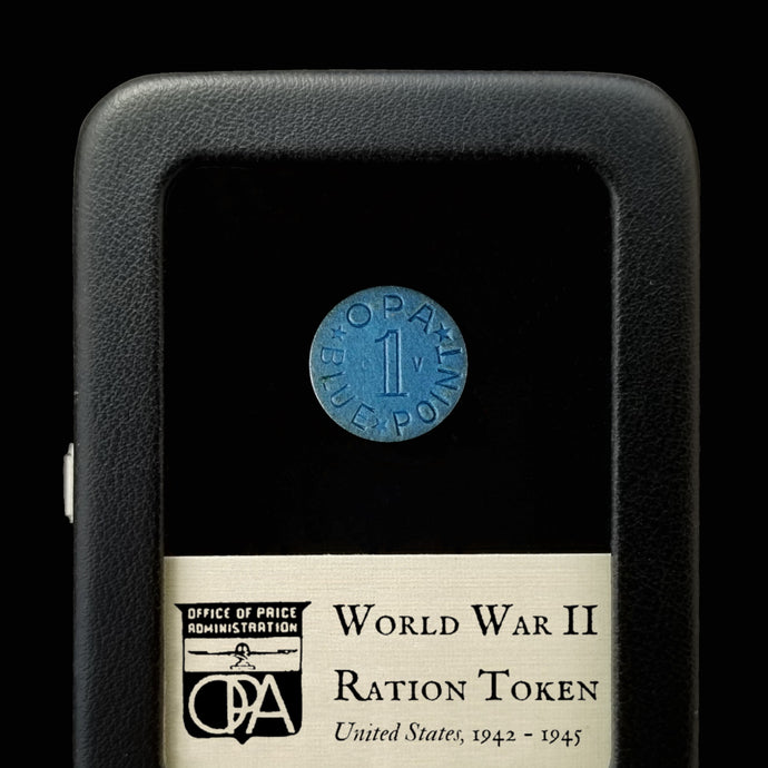World War II OPA Ration Tokens - 1942