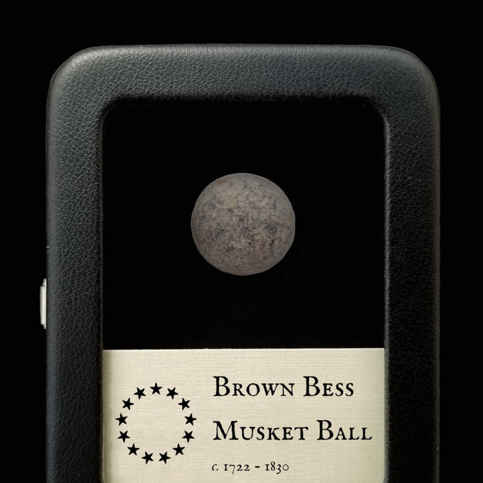 Brown Bess Musket Ball - 1700's