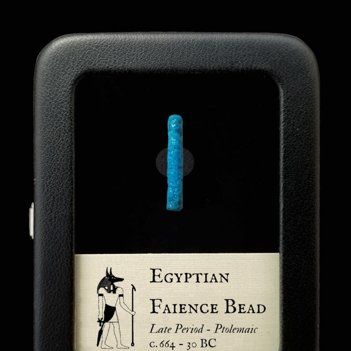 Egyptian Faience Bead - 664 BC