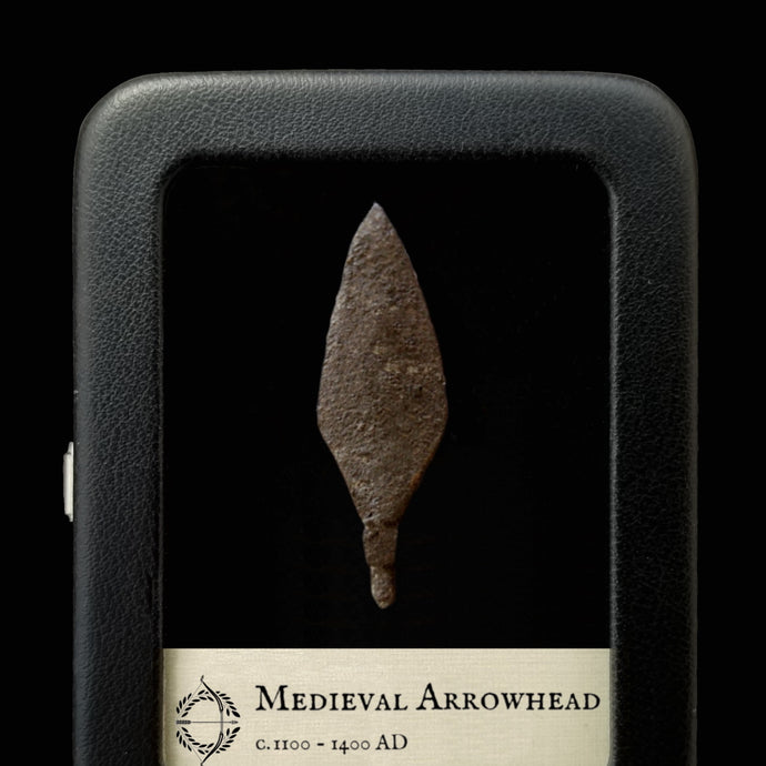 Medieval Arrow Head - 1100's AD