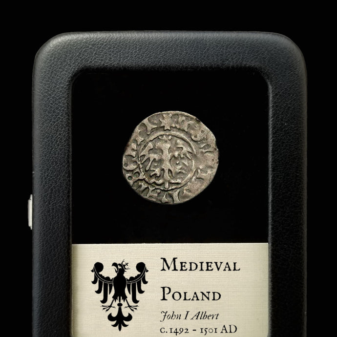 Poland, King John I Albert - 1492 AD