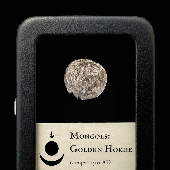 Mongols, Golden Horde Silver - 1242 AD