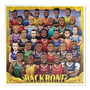 NBPA Poster | 500 LEVEL