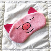 Load image into Gallery viewer, ON SALE!  -Zen Pig Rest/Meditation Mask