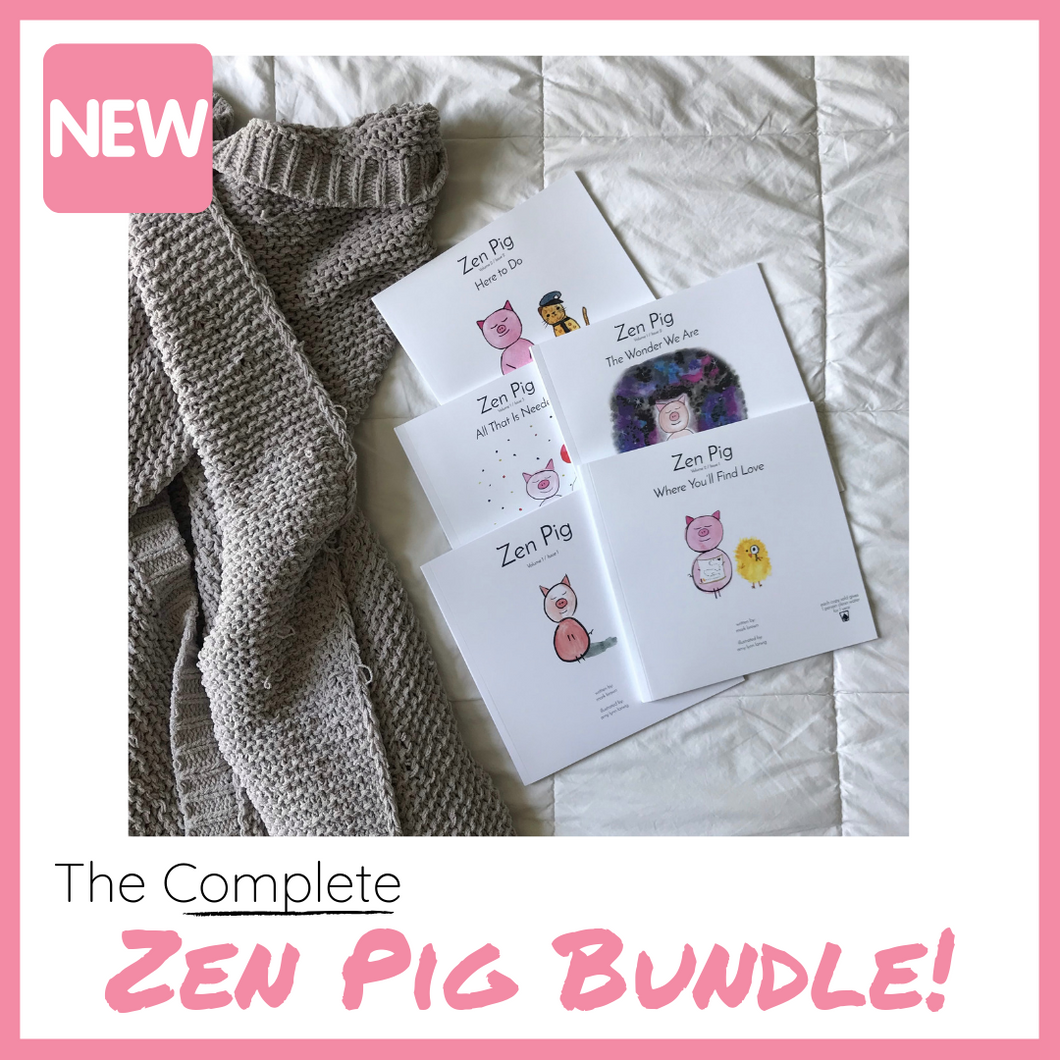 Complete Zen Pig Bundle (ALL 5 Zen Pig Titles!)
