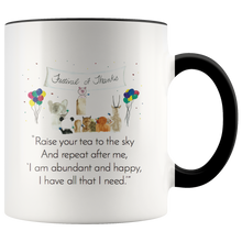 "Load image into Gallery viewer, ""Zen Pig and His Small Speech"" Mug"