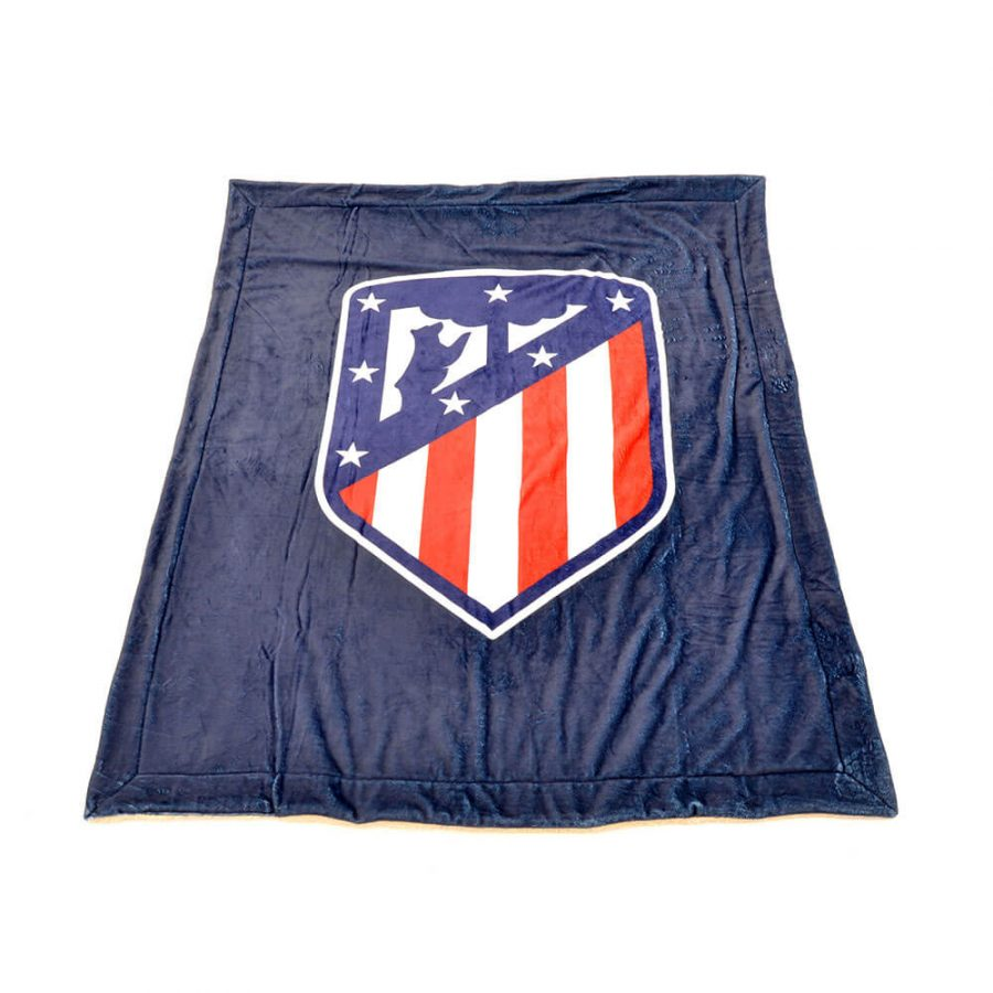 ATLÉTICO DE MADRID TEAM KIT BLANKET