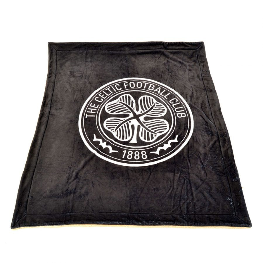 CELTIC FC TEAM KIT BLANKET