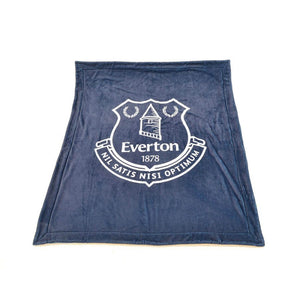 EVERTON FC TEAM KIT BLANKET