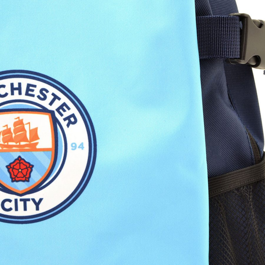 MANCHESTER CITY FC CORE BACKPACK