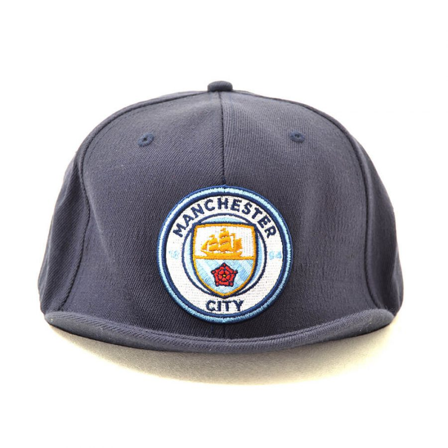 MANCHESTER CITY FC LIL' BRIMS HAT