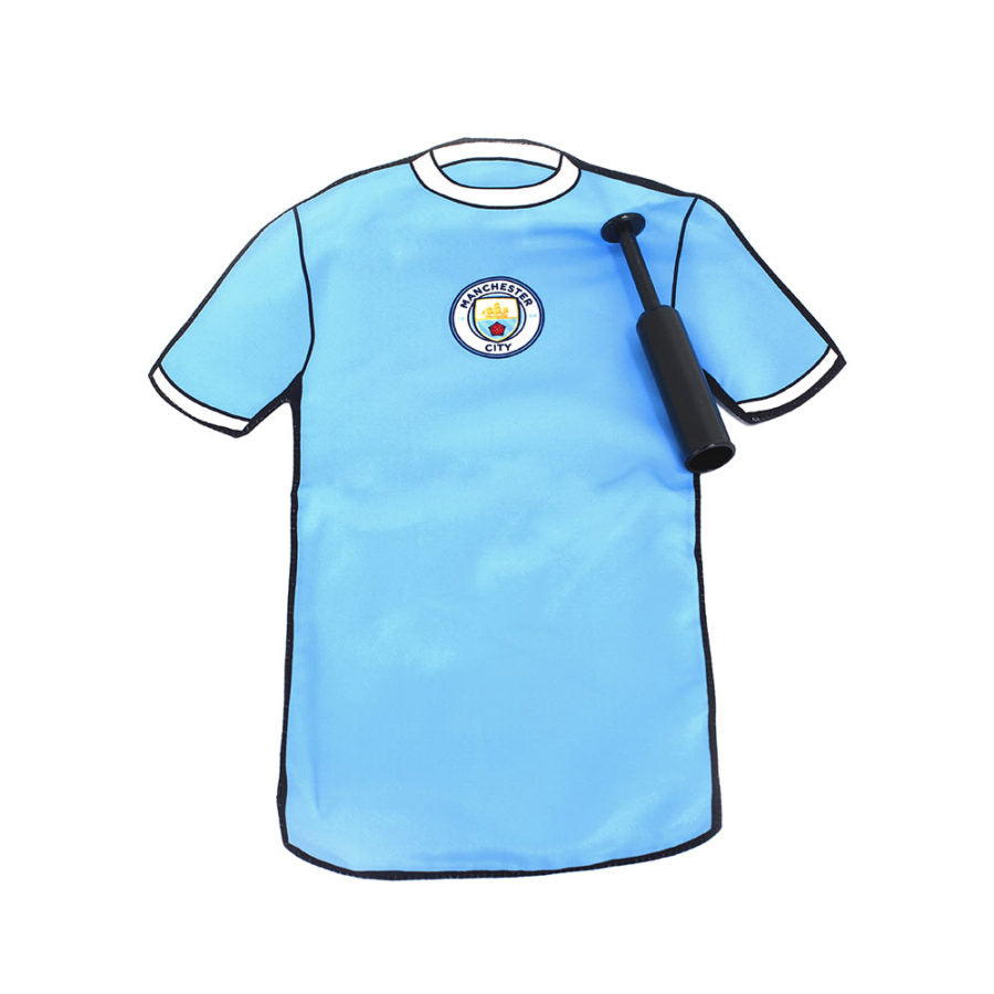 MANCHESTER CITY SHIRT SWINGER