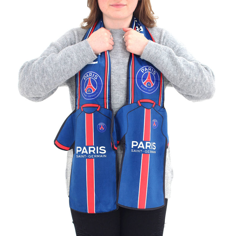 PARIS ST-GERMAIN SHIRT SCARF