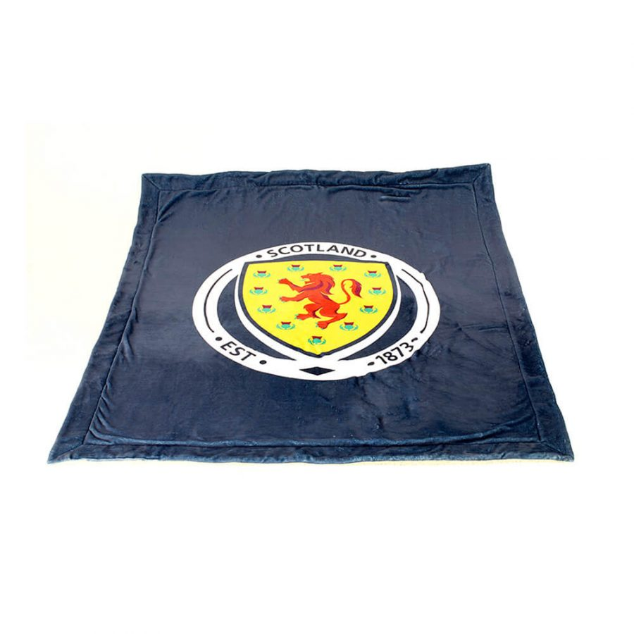 SCOTLAND FA TEAM KIT BLANKET