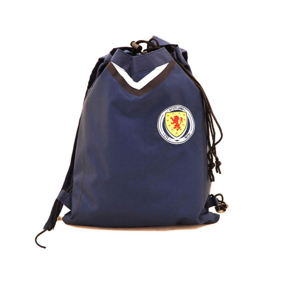 SCOTLAND FA DRAWSTRING BAG