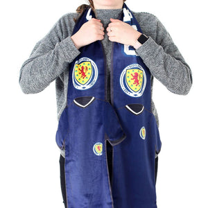 SCOTLAND FA SHIRT SCARF