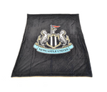 NEWCASTLE UTD TEAM KIT BLANKET