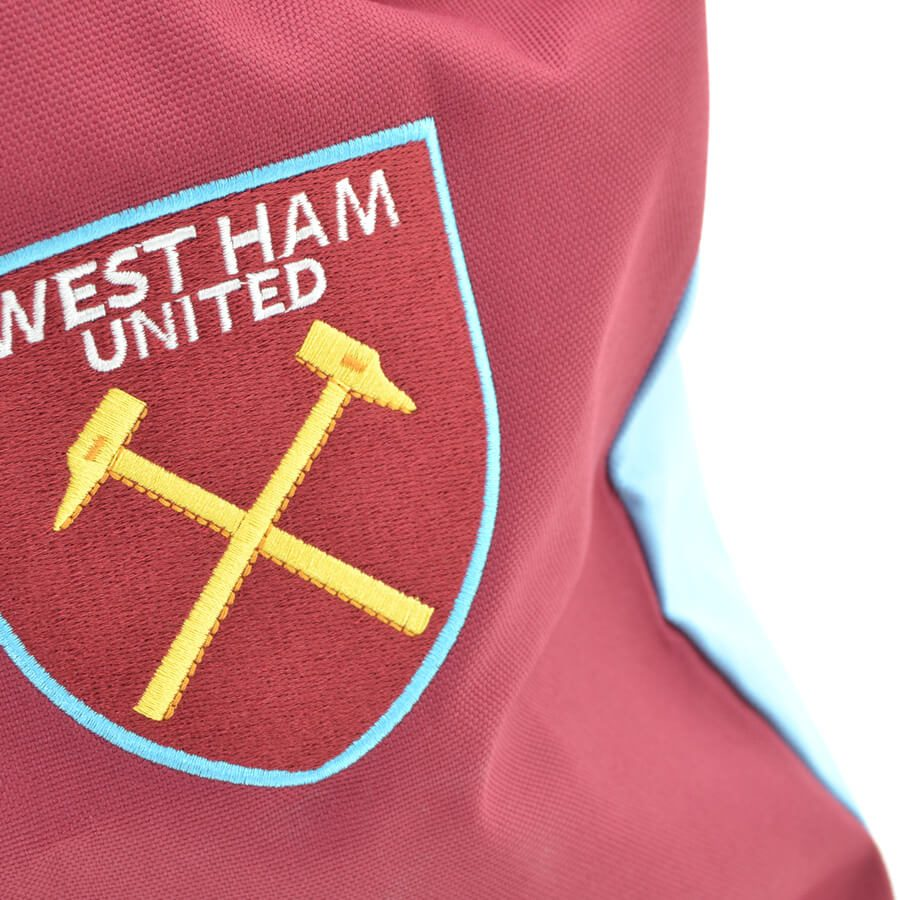 WEST HAM UTD DRAWSTRING BAG