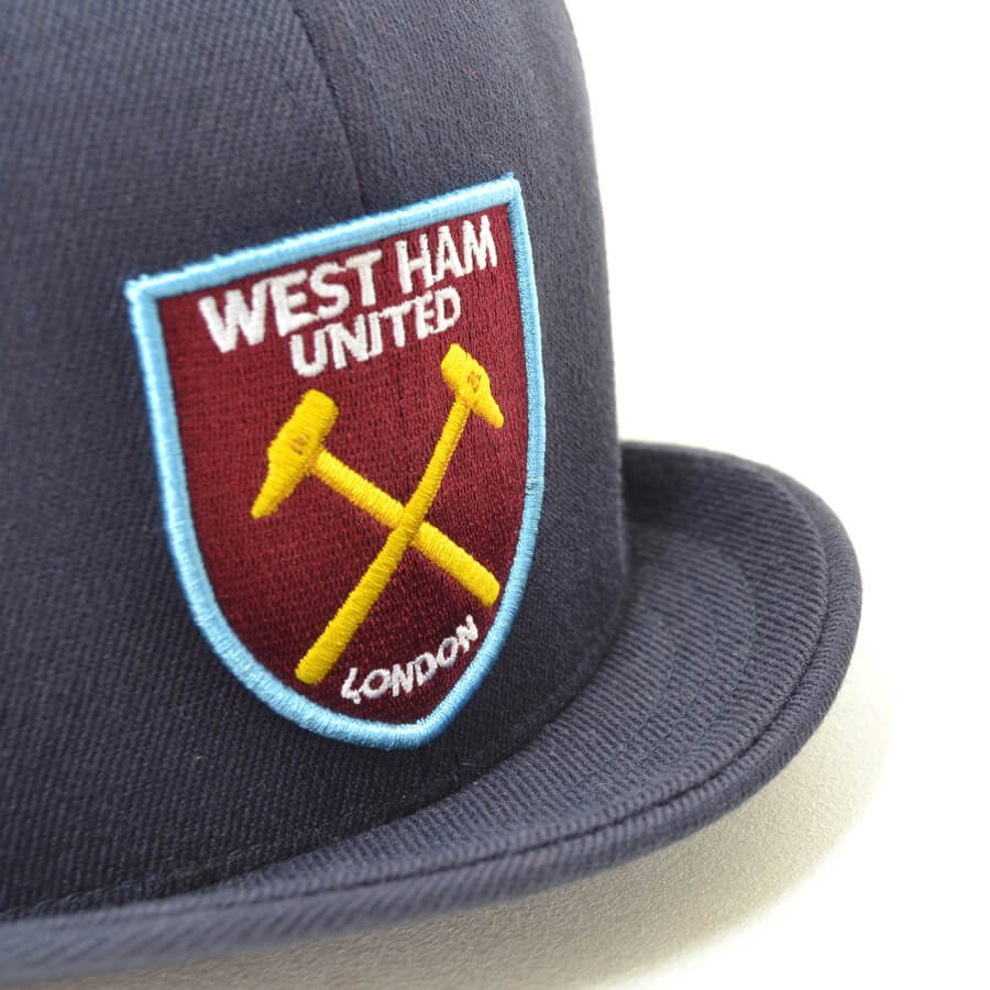 WEST HAM UTD LIL' BRIMS HAT