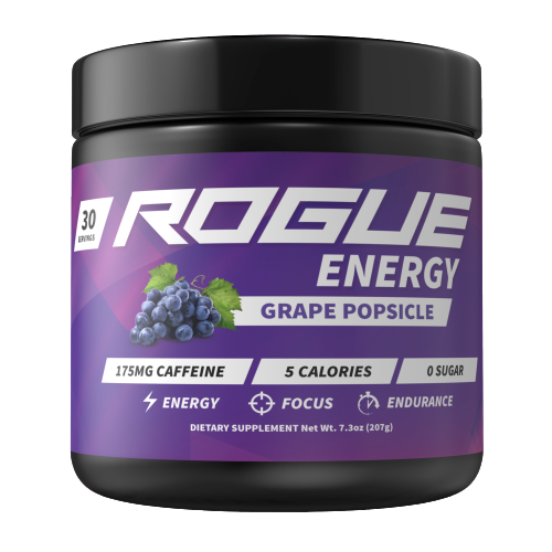 Rogue Energy - Grape popsicle-Rogue Energy tub-E-fuel.dk