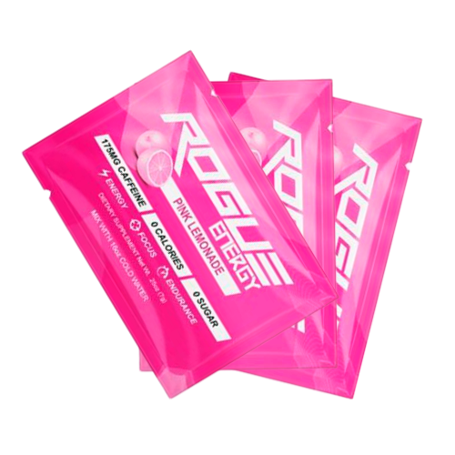 Rogue Energy - Pink lemonade 3 pack-Rogue pack-E-fuel.dk