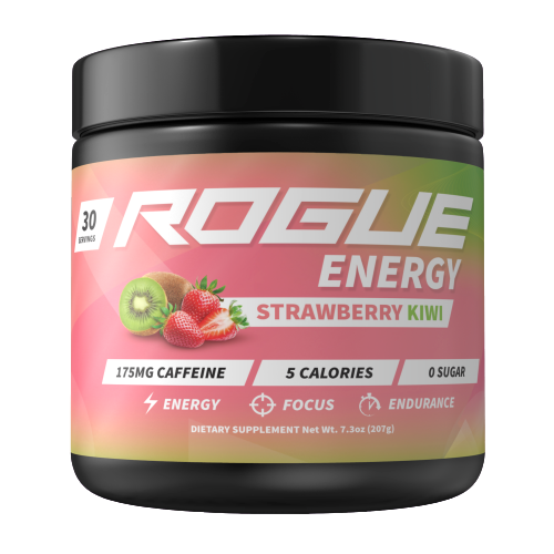 Rogue Energy - Strawberry kiwi-Rogue Energy tub-E-fuel.dk