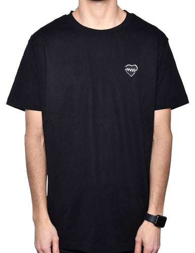 BE NAJS TEE (BLACK)