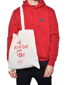 BE NAJS CANVAS BAG