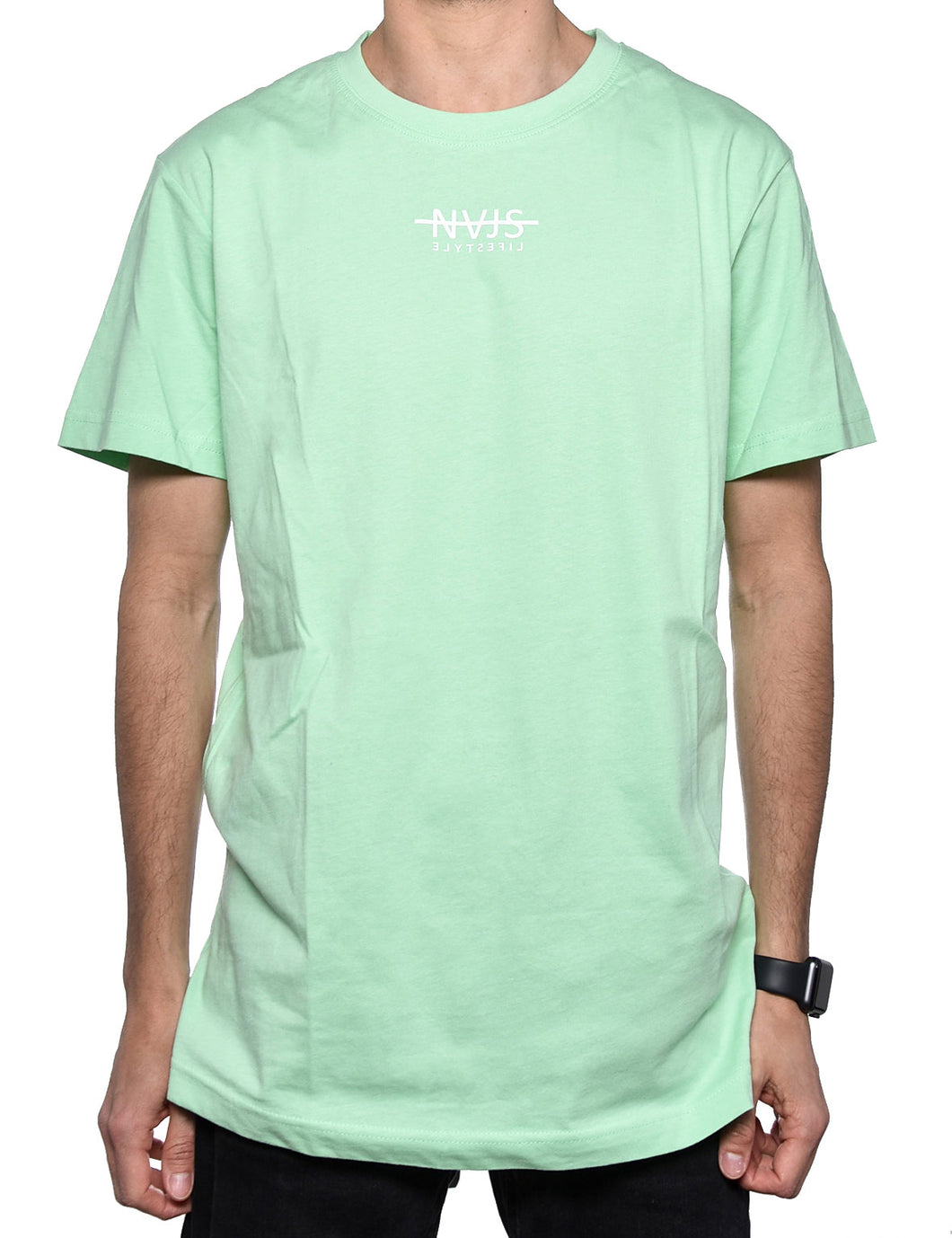 NAJS T-SHIRT (MINT GREEN)
