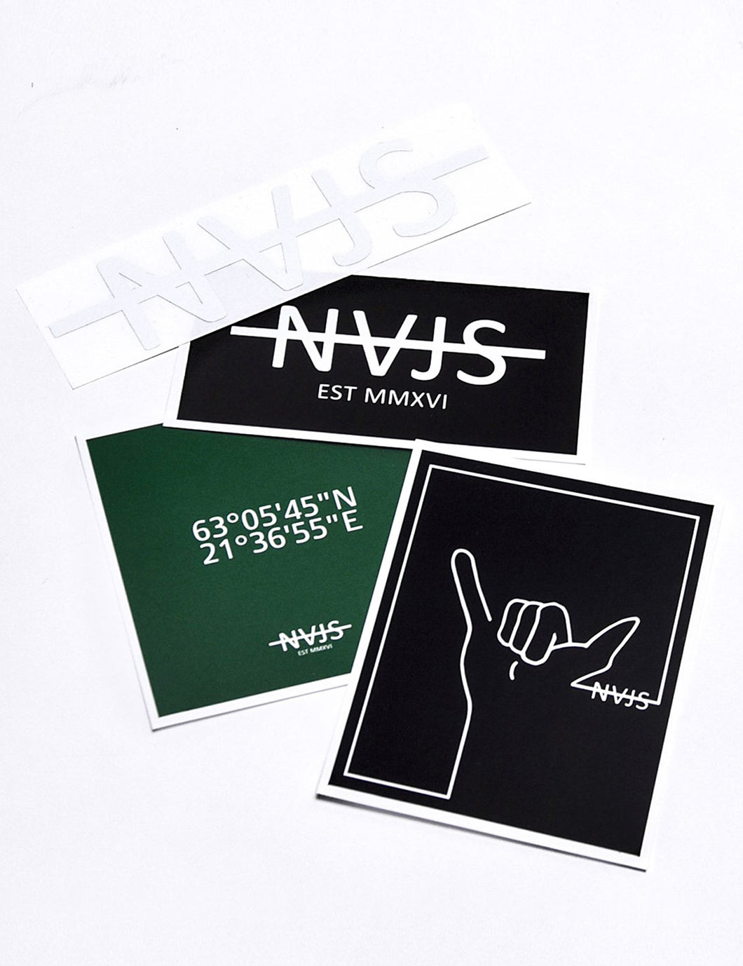 NAJS STICKER PACK