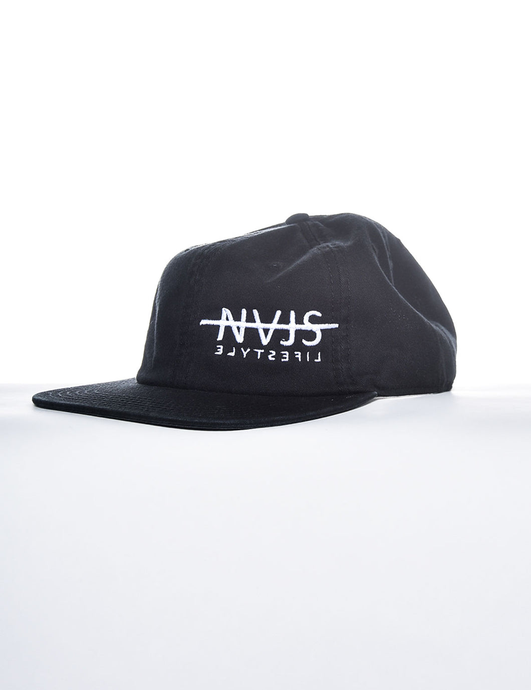 NAJSLIFESTYLE CAP (WASHED BLACK)