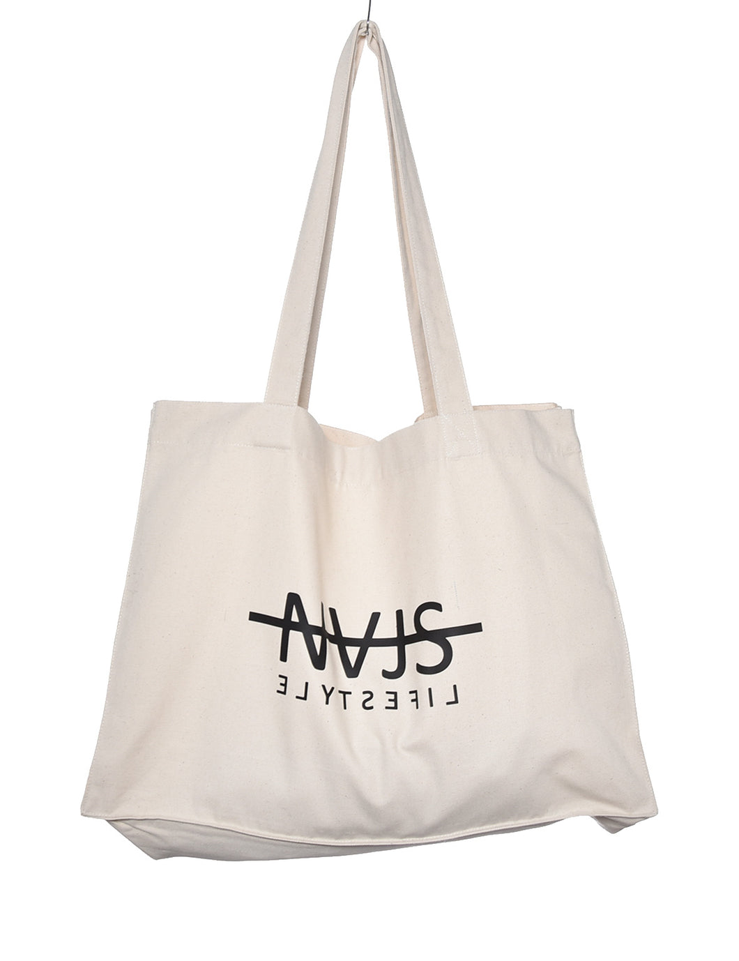 ORGANIC NAJS BAG (NATURAL WHITE)