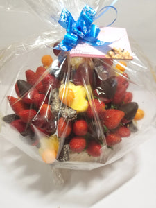 LOVE DAISIES CHOCOLATE - FruitDay