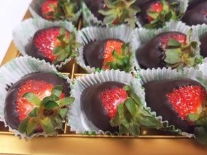 CHOCOLATE DIPPED STRAWBERRIES - FruitDay
