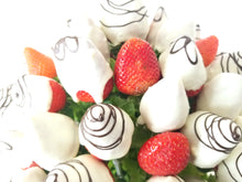 Load image into Gallery viewer, CHOCOBERRY BOUQUET - White - FruitDay