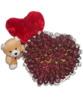 CHOCO LOVE BOUQUET - FruitDay