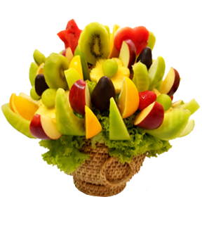 FRESH FRUIT BOUQUET - FruitDay