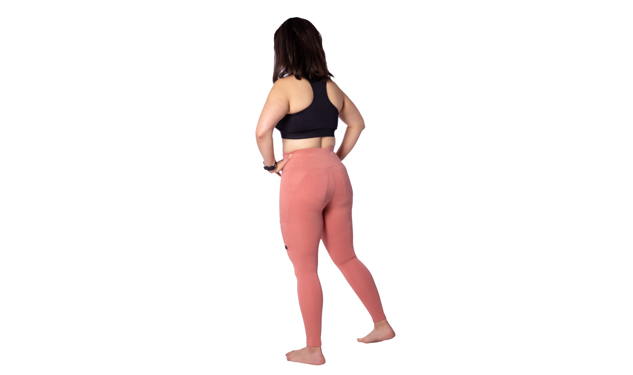 Bamboo Pocket Leggings - Oia - Ethica Activewear
