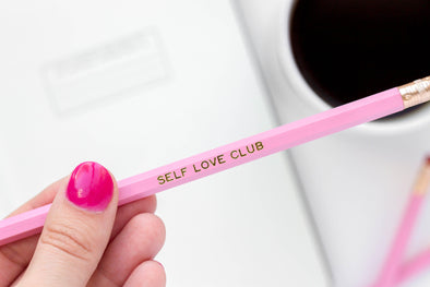 Self Love Club Pencils