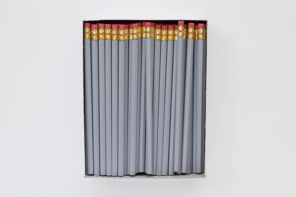 Custom Grey Pencils