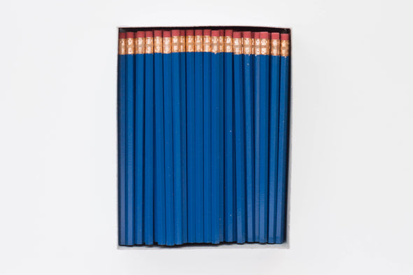 Custom Navy Pencils