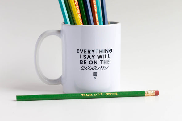 """Everything I Say"" Mug"