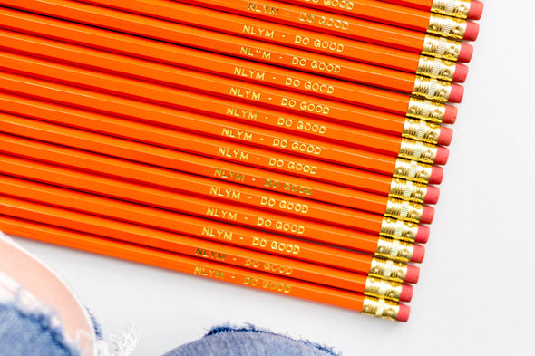 Bulk Customized Pencils