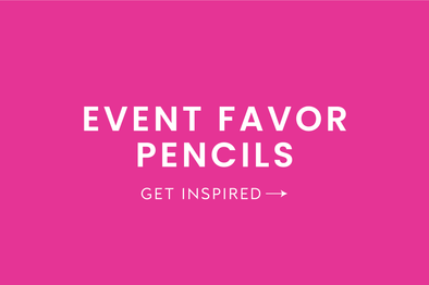 Event Favor Pencils
