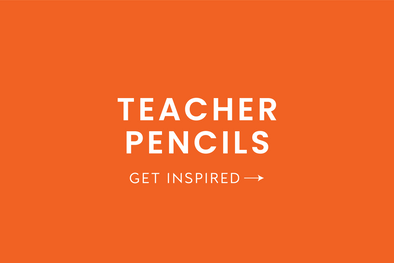 Custom Teacher Pencils